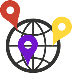 Find worldwide dealers